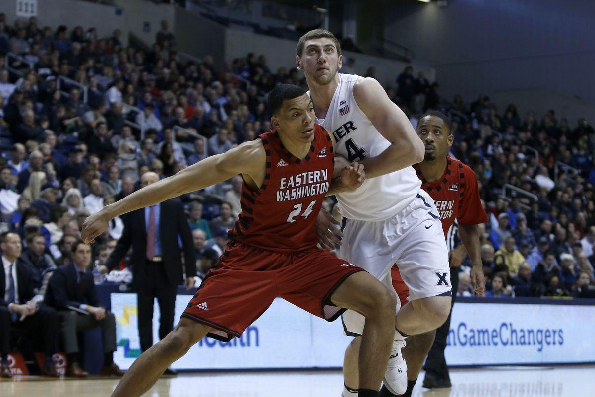 NCAA Basketball: Eastern Washington at Xavier