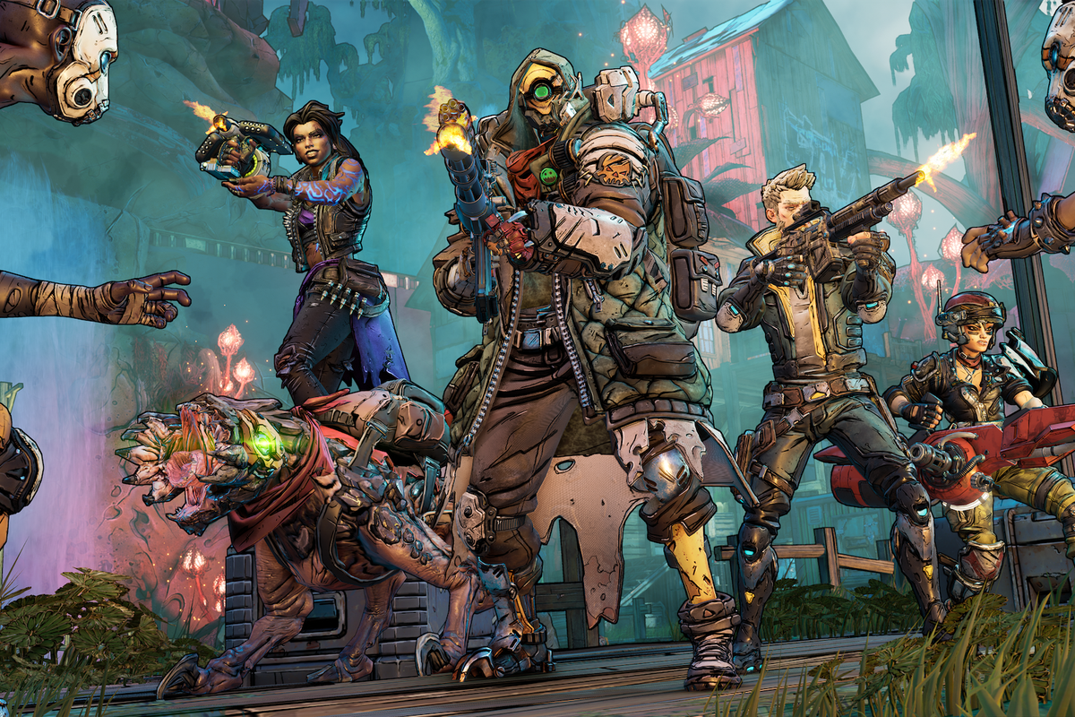 Which Borderlands 3 class should you pick? - Polygon