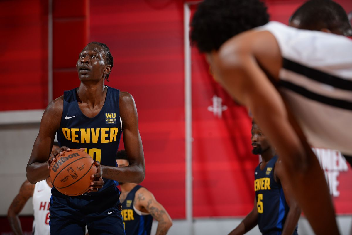 2021 Las Vegas Summer League - Denver Nuggets v Miami Heat
