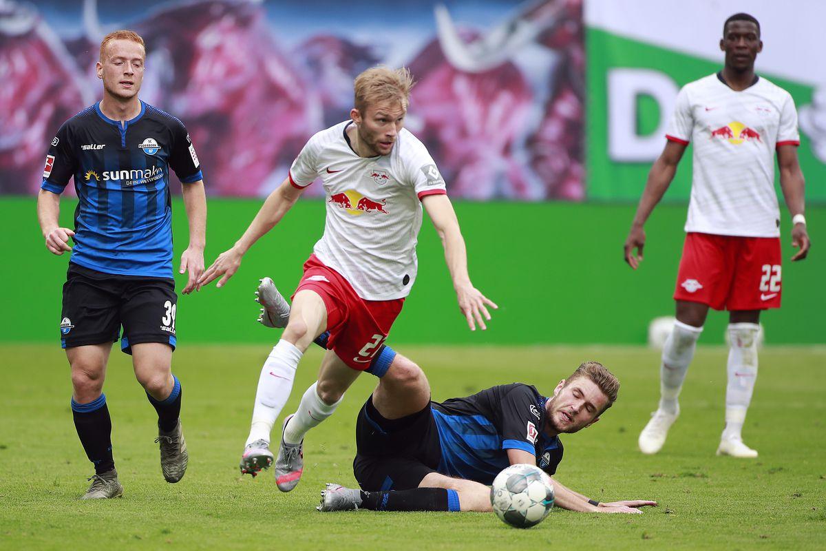 RB Leipzig v SC Paderborn 07 - Bundesliga