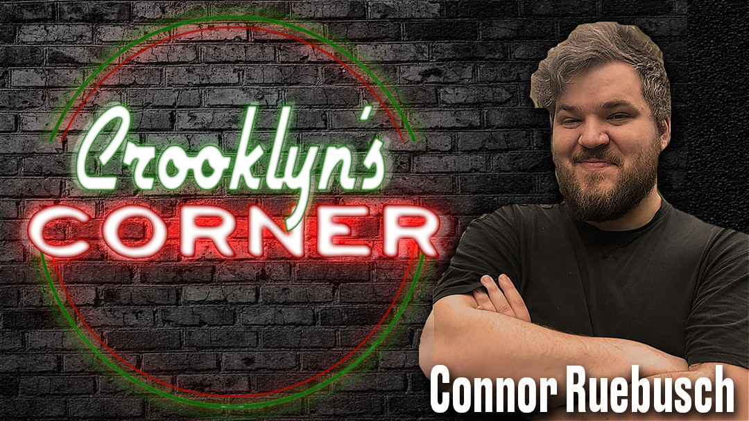 Crooklyn's Corner, CrooklynMMA, Stephie Haynes, Guest Podcaster, Connor Ruebusch, MMA Podcast, UFC Podcast, Boxing Podcast,