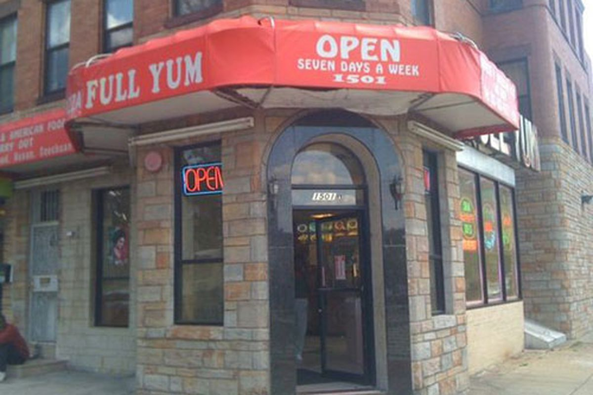 Full Yum Carryout