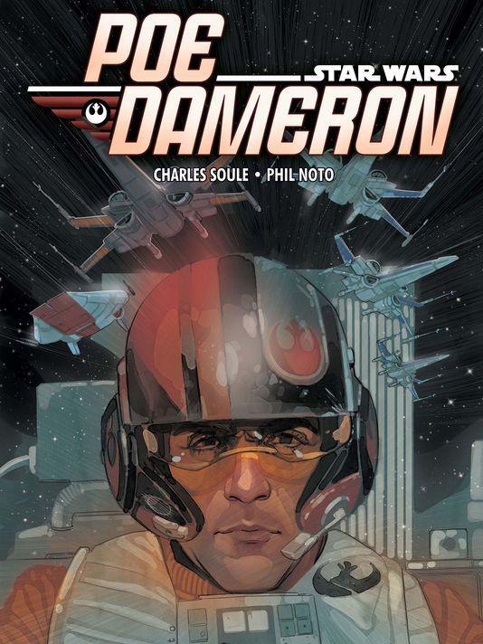 Marvel Poe Dameron