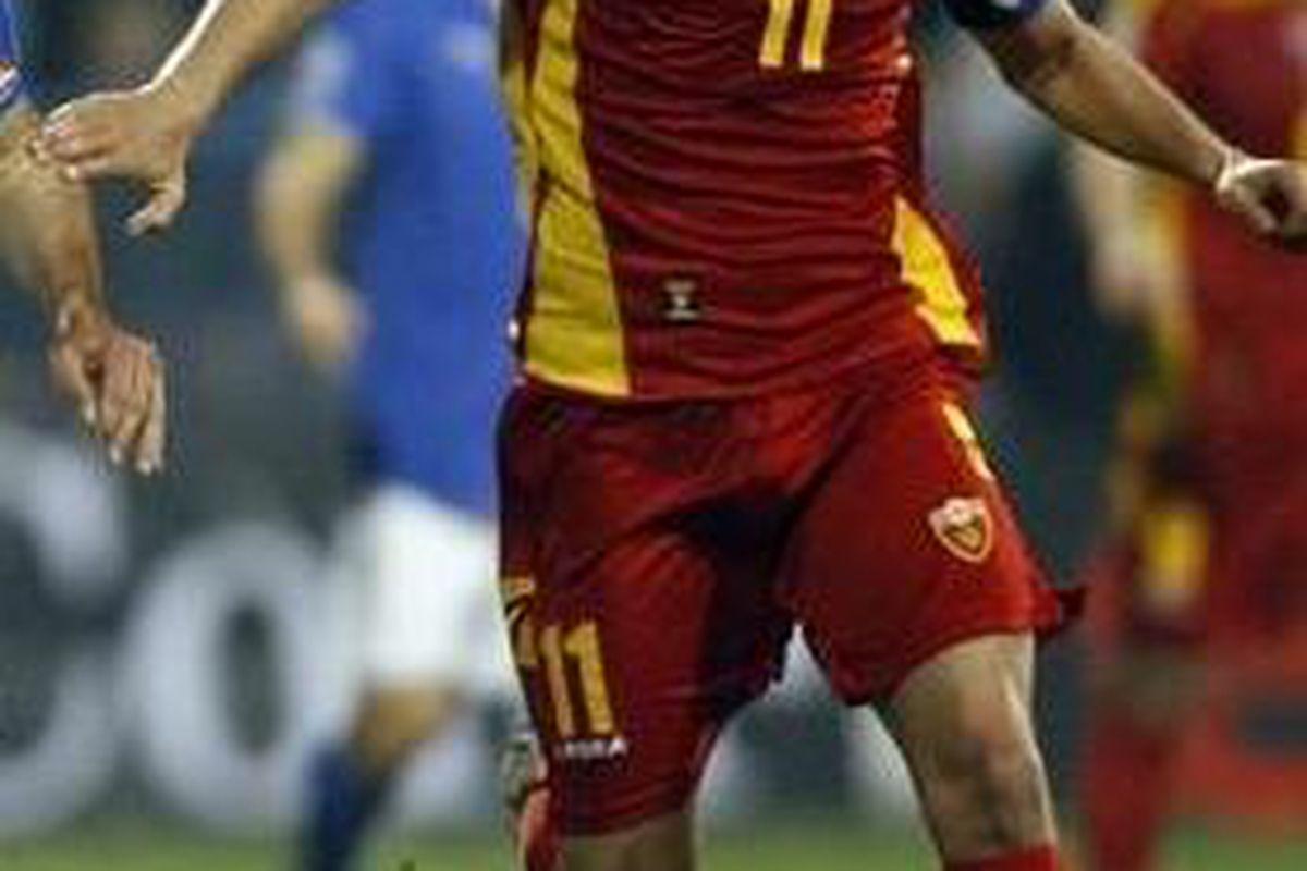United's newest addition: Branko Boskovic