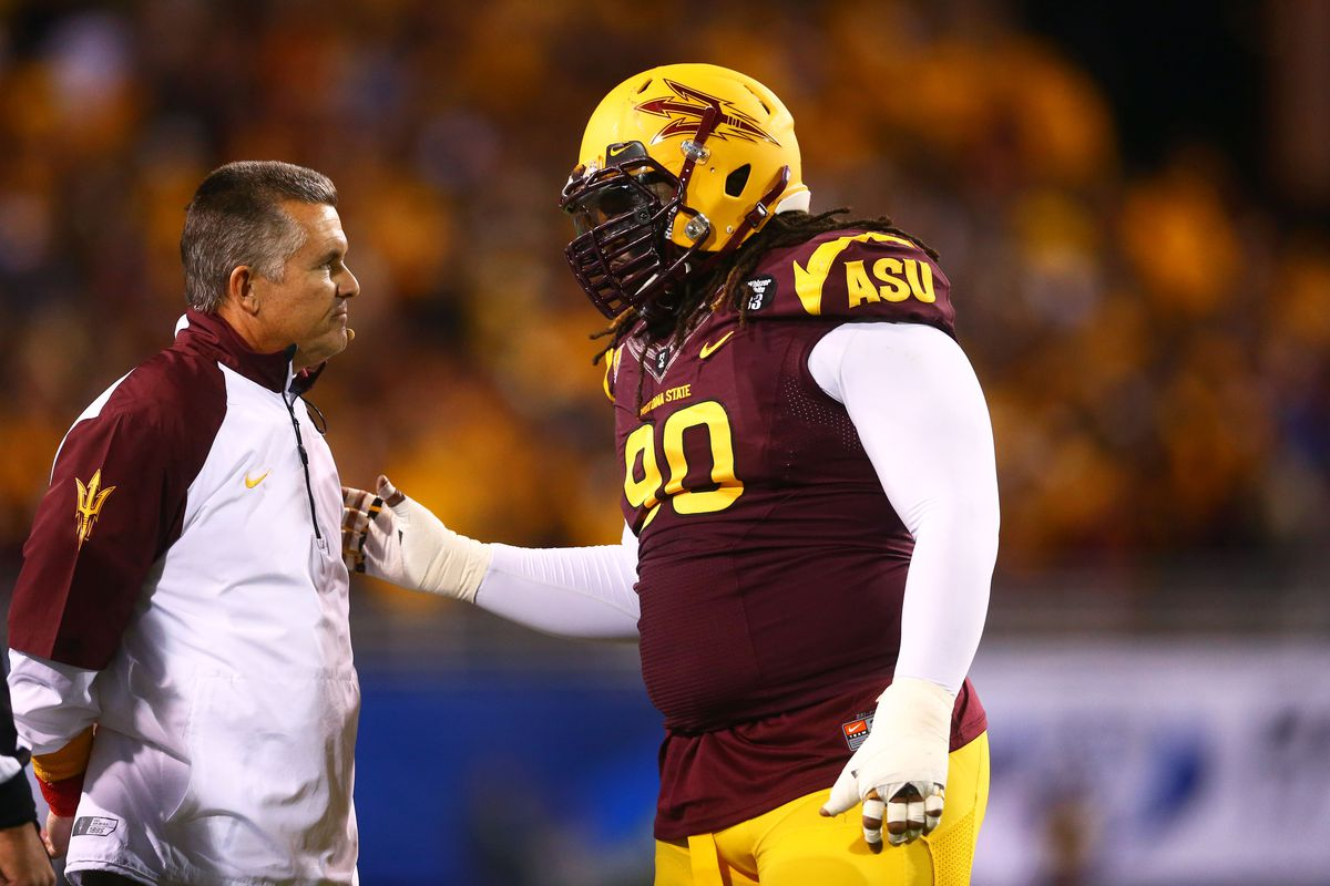 Can the Sun Devils replace No. 90 on defense?