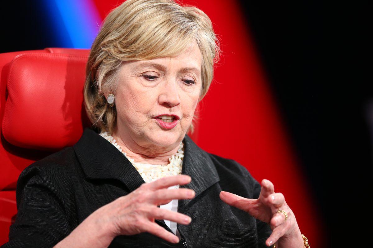 Hillary Clinton, Code 2017