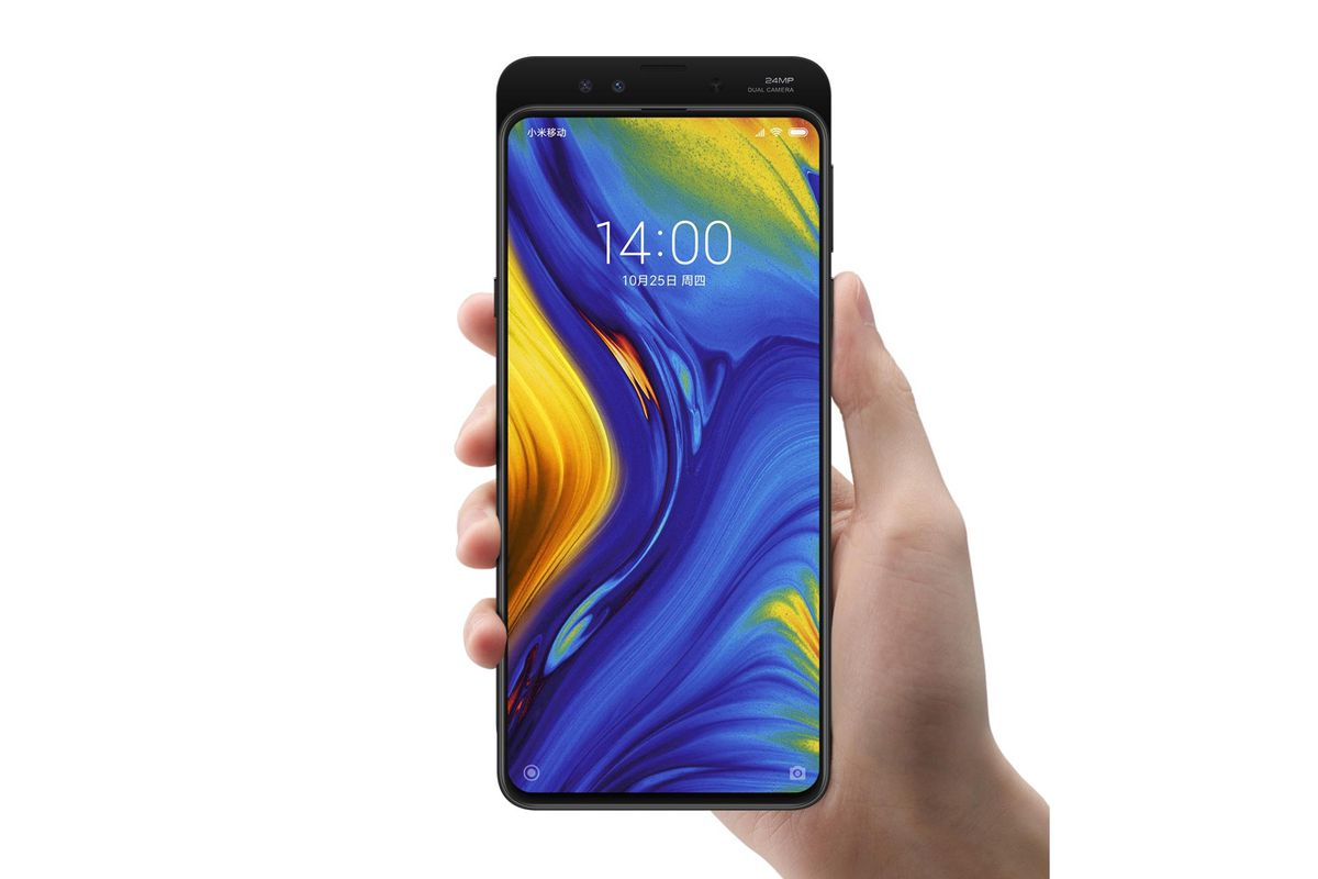 Xiaomi Mi Mix 3 announced: specs, features, price - The Verge