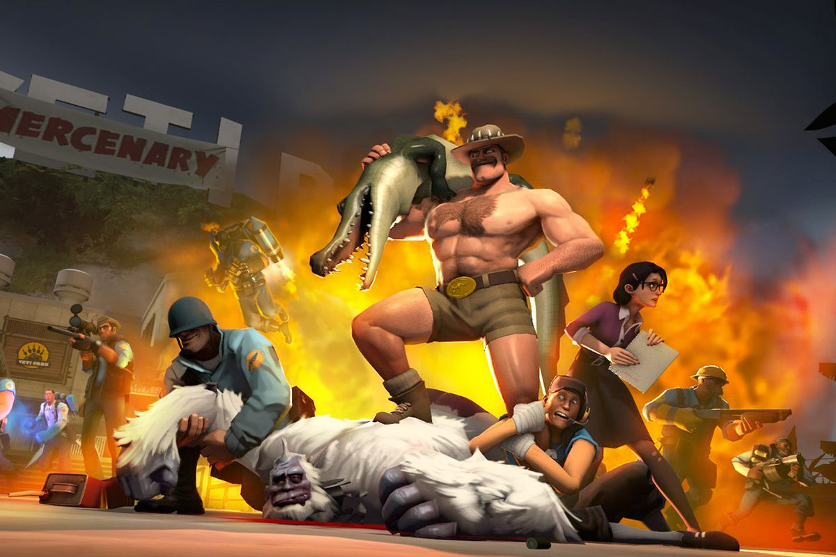 Team Fortress 2 Heads To The Jungle With A Big New Update