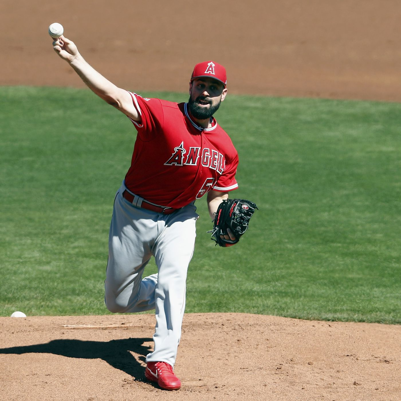 It's looking like Matt Shoemaker's going to be the Angels