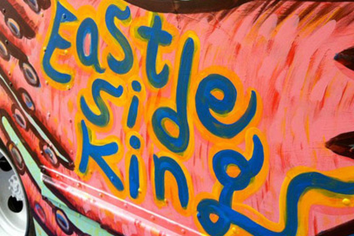 East Side King at Liberty Bar.