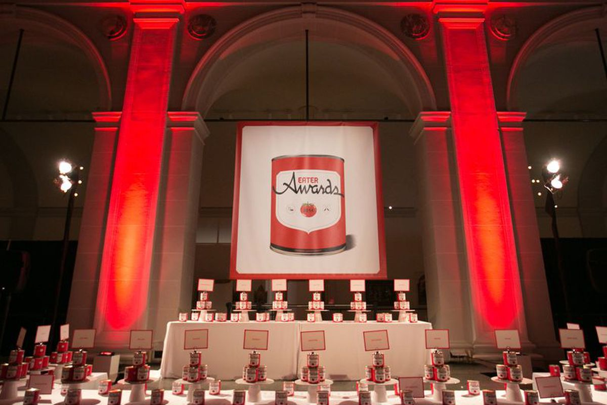 The 2014 Eater Awards in NYC