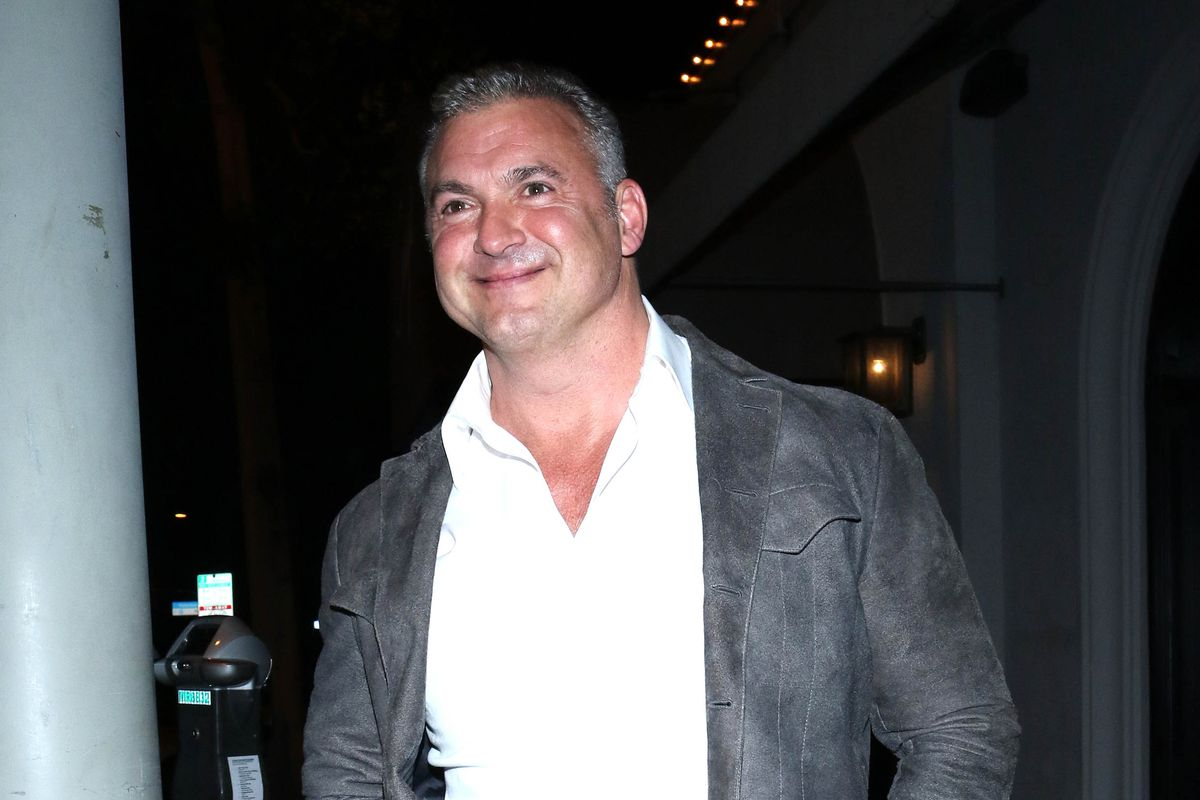Shane McMahon is seen on March 9, 2020 in Los Angeles, California.