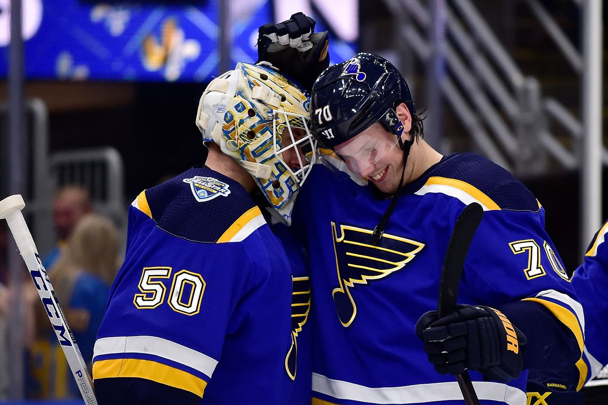 The Sun's Going Down: Blues' resilience tested again as Sundqvist hits IR