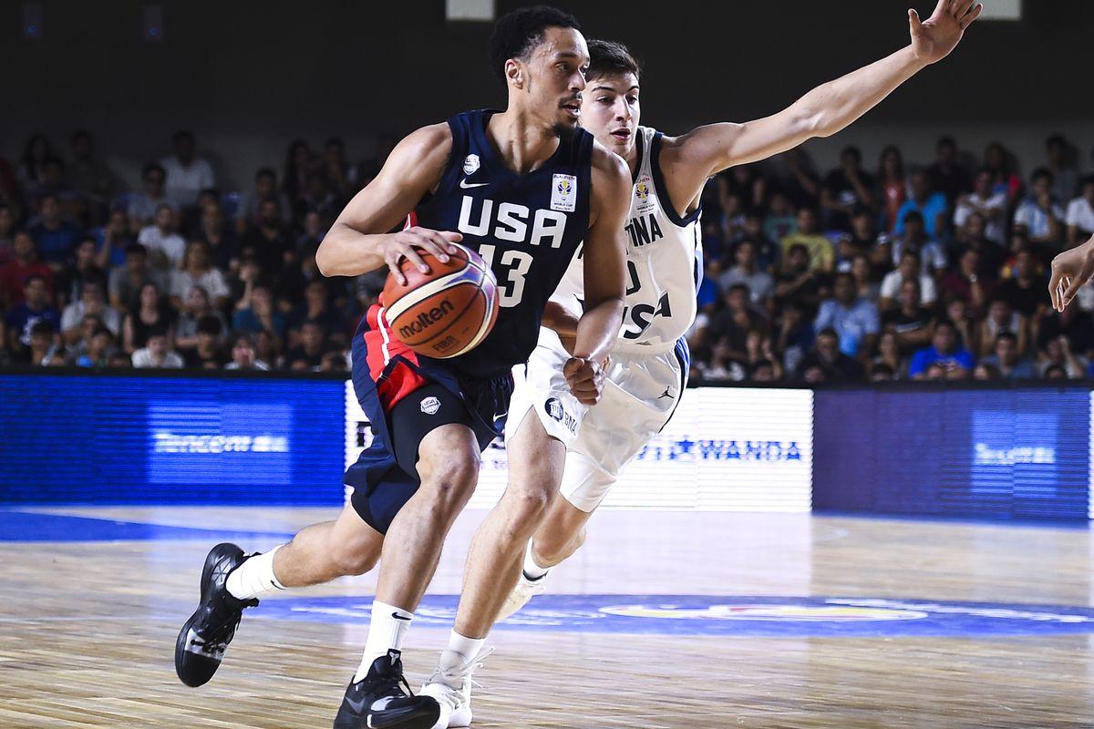 Argentina v USA - FIBA Americas Qualifier