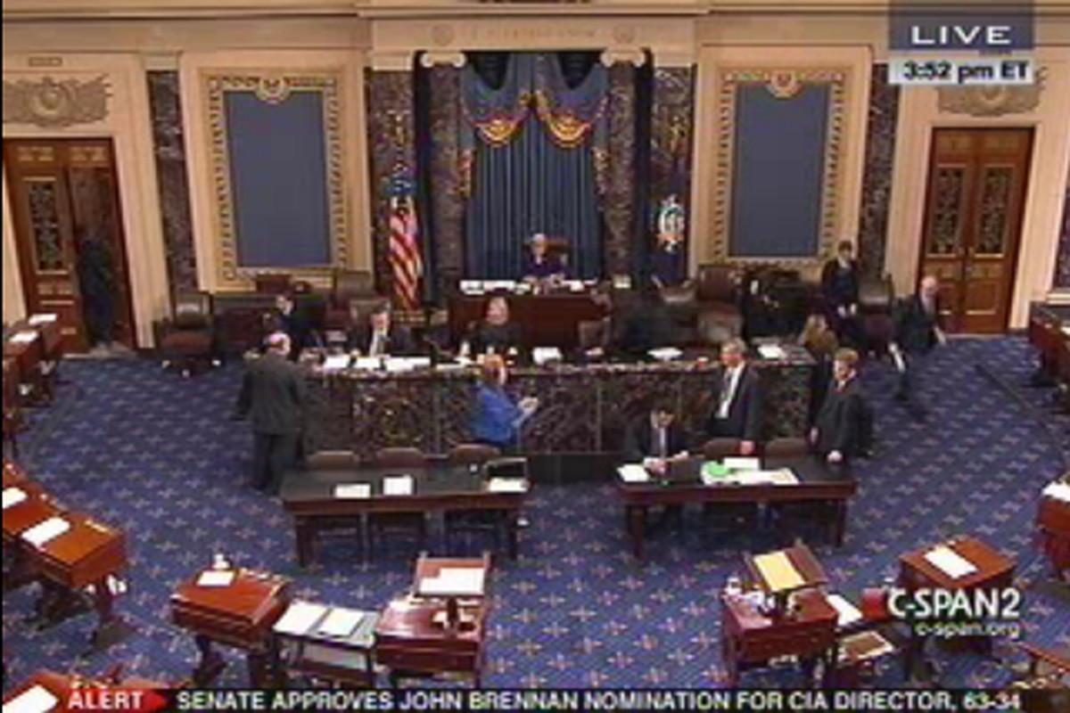 Senate confirms John Brennan