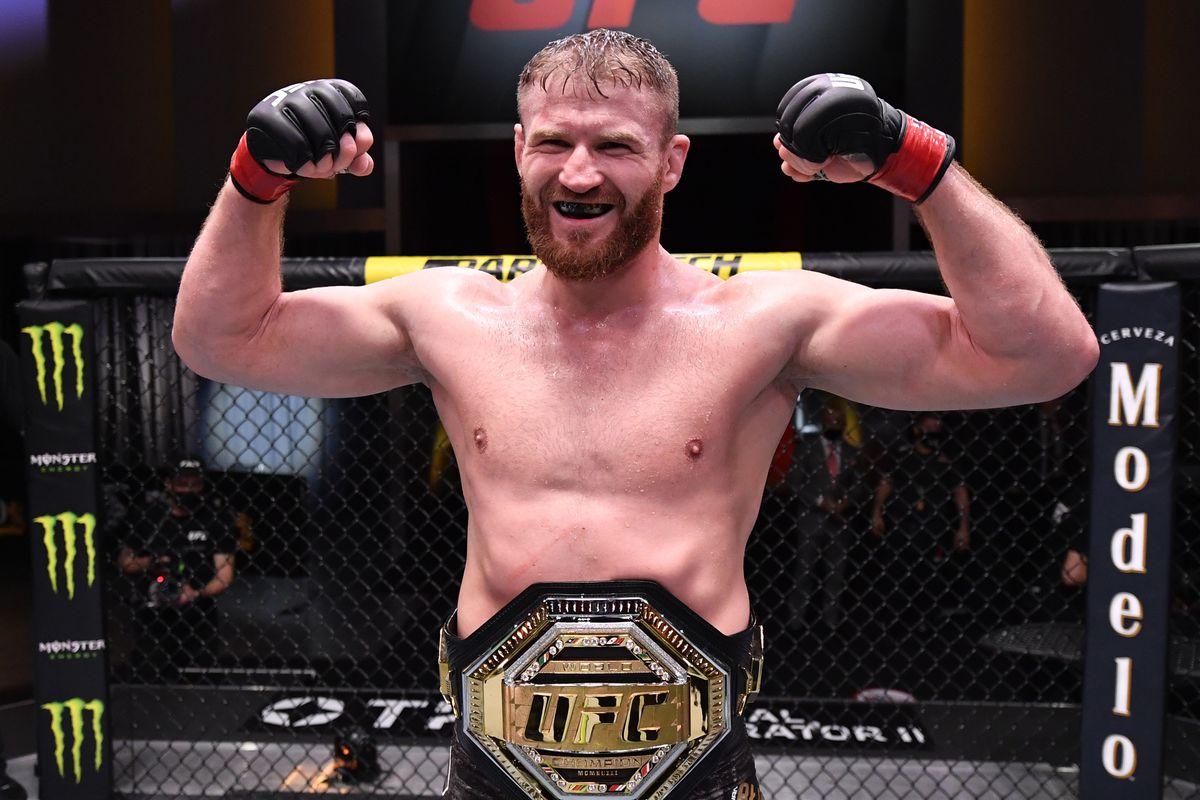 UFC 259:Blachowicz v adesanya