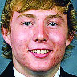 Connor Stephens DL, Bonneville 6-2, 175, Sr. 89 tack., led state with 17 sacks