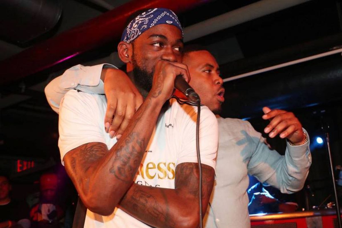 Nas and Kiing Shooter
