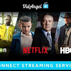 VidAngel, a film and television streaming service based in Provo, announced a major change to its services on Tuesday night, allowing users to watch filtered content from Netflix, Amazon and HBO.