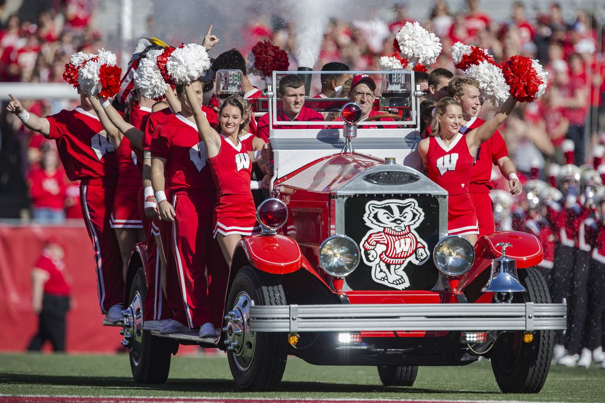 COLLEGE FOOTBALL: OCT 21 Maryland at Wisconsin