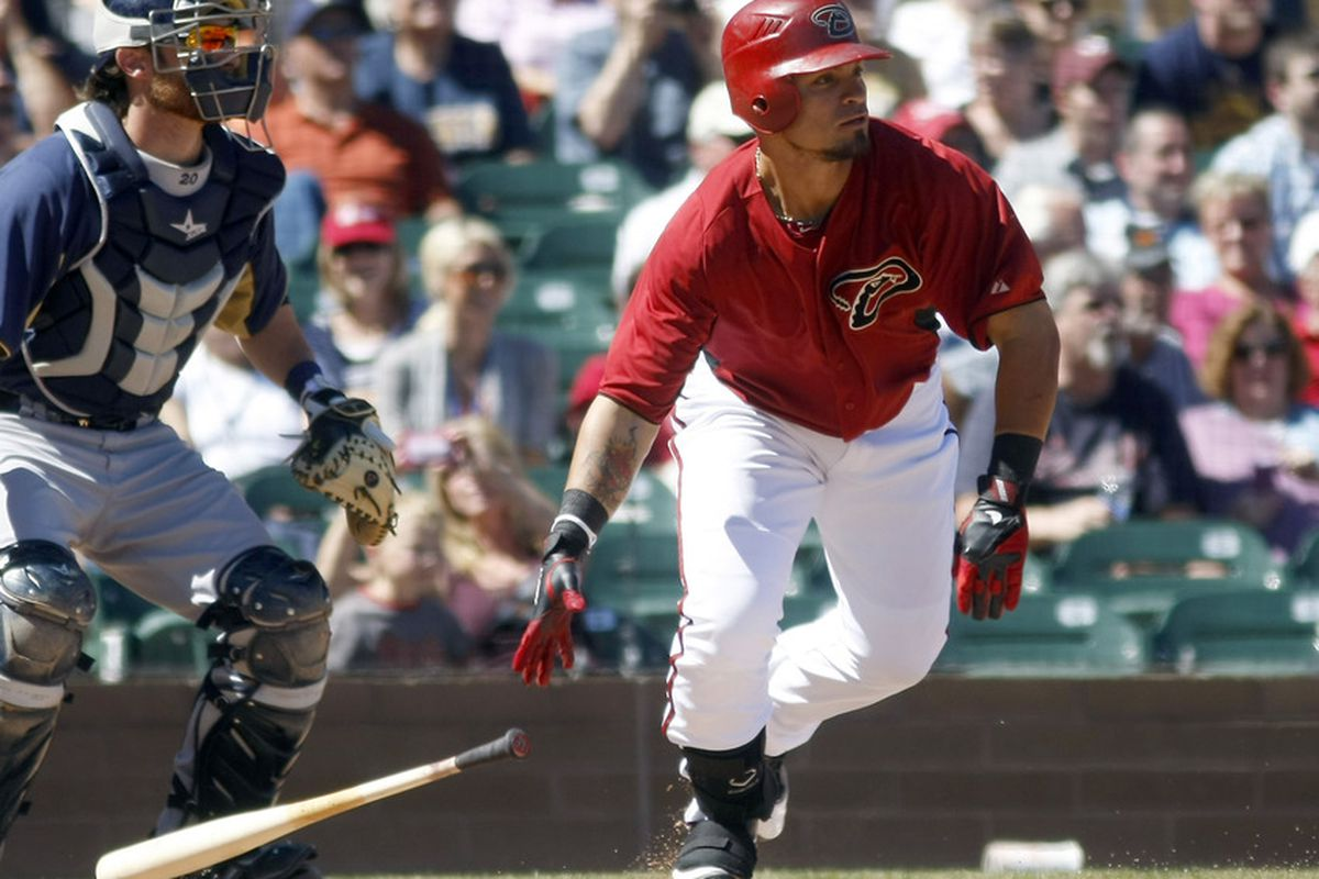 Gerardo Parra is playing well this Spring, and the Nationals are interested. However, there are five reasons why D-backs fans should ignore the rumors of Washington's interest in Arizona's young left-fielder.