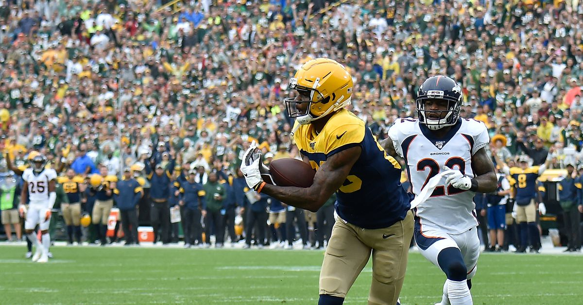 Packers vs. Broncos Second Half Game Thread