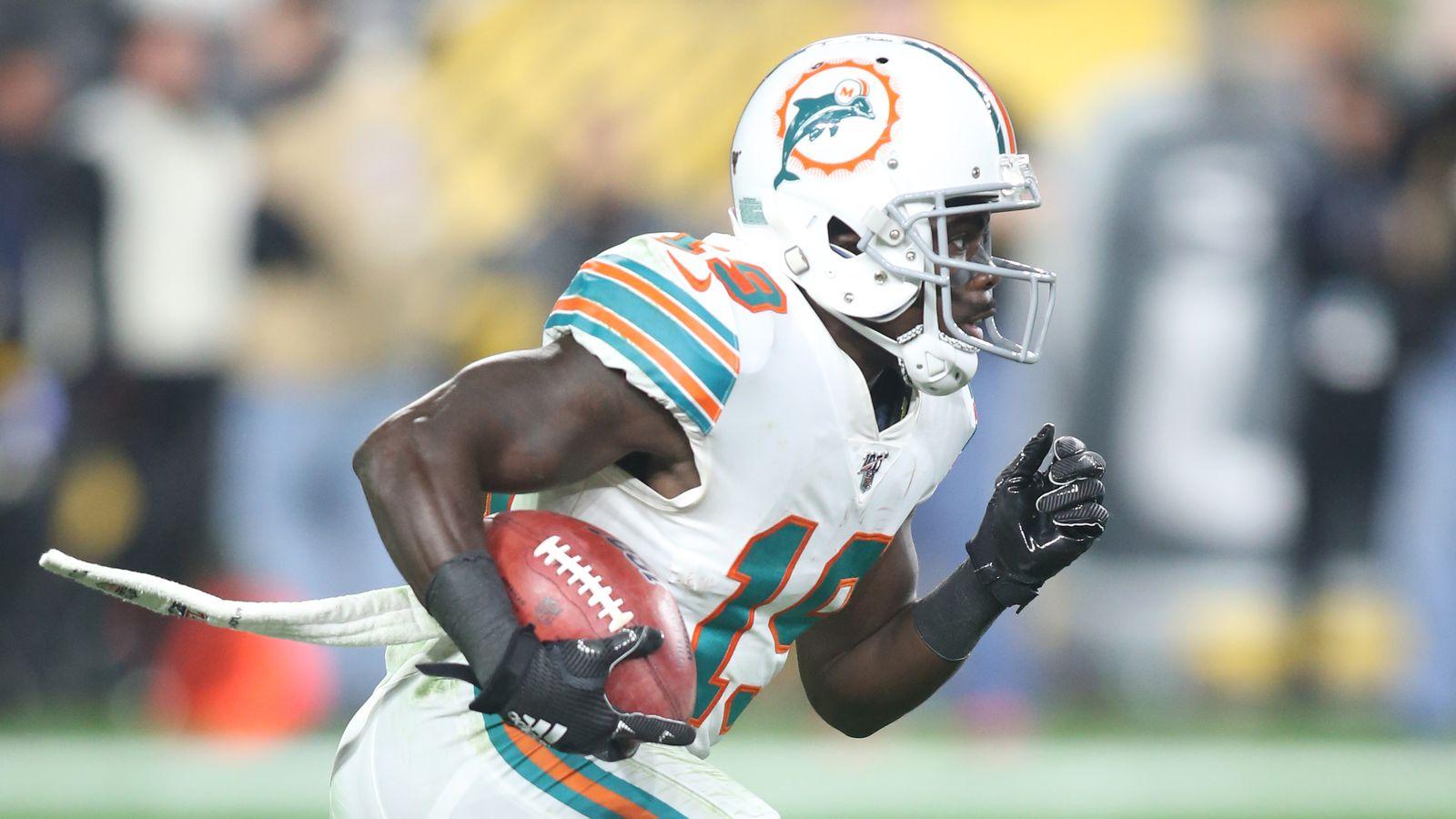 Watch: Miami narrows it to 30-20 with Wildcat touchdown run - Buffalo Rumblings