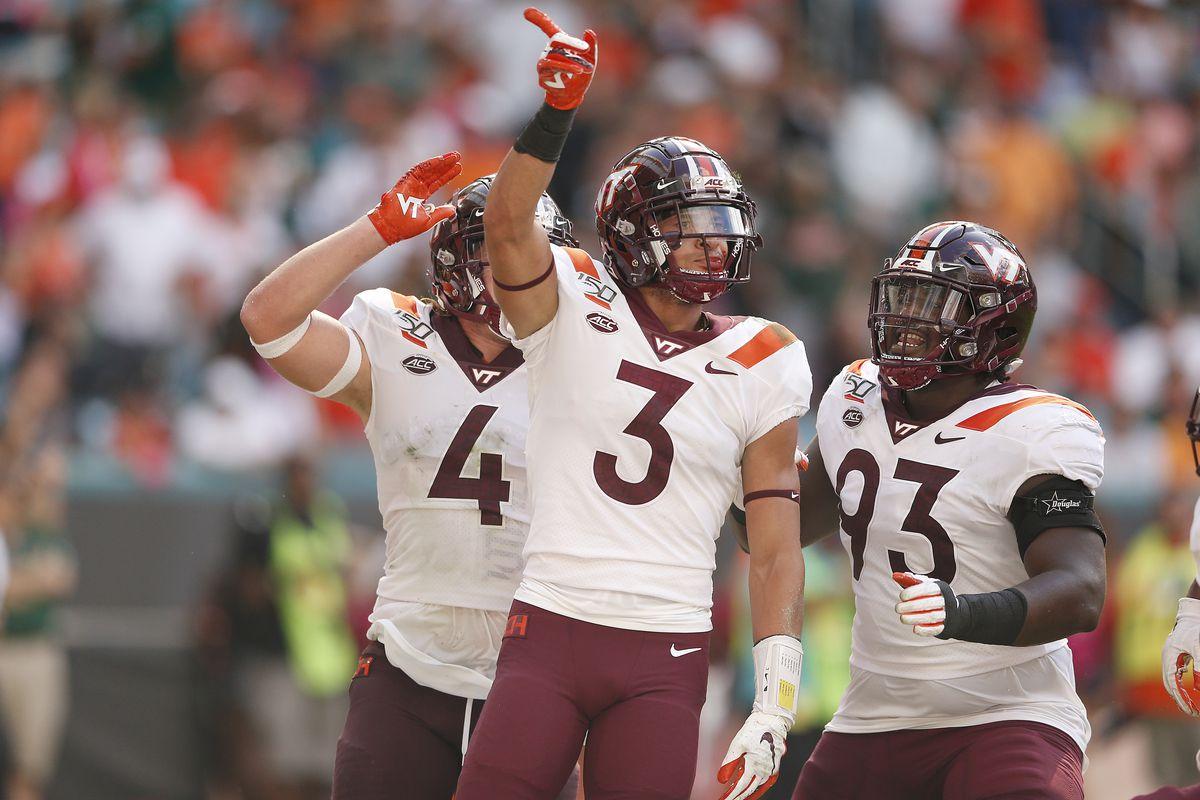 NFL Mock Draft 2021: Jets select CB Caleb Farley out of Virginia Tech - SBNation.com