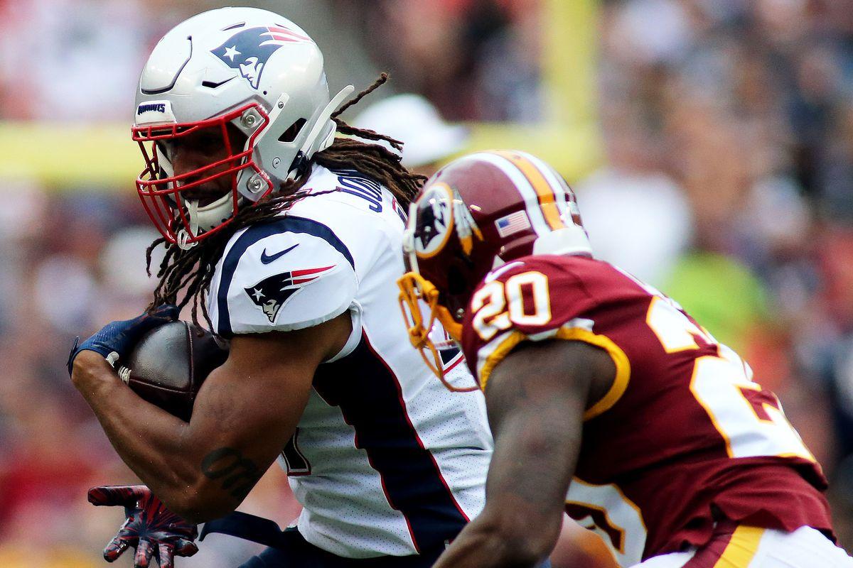 NFL: OCT 06 Patriots at Redskins
