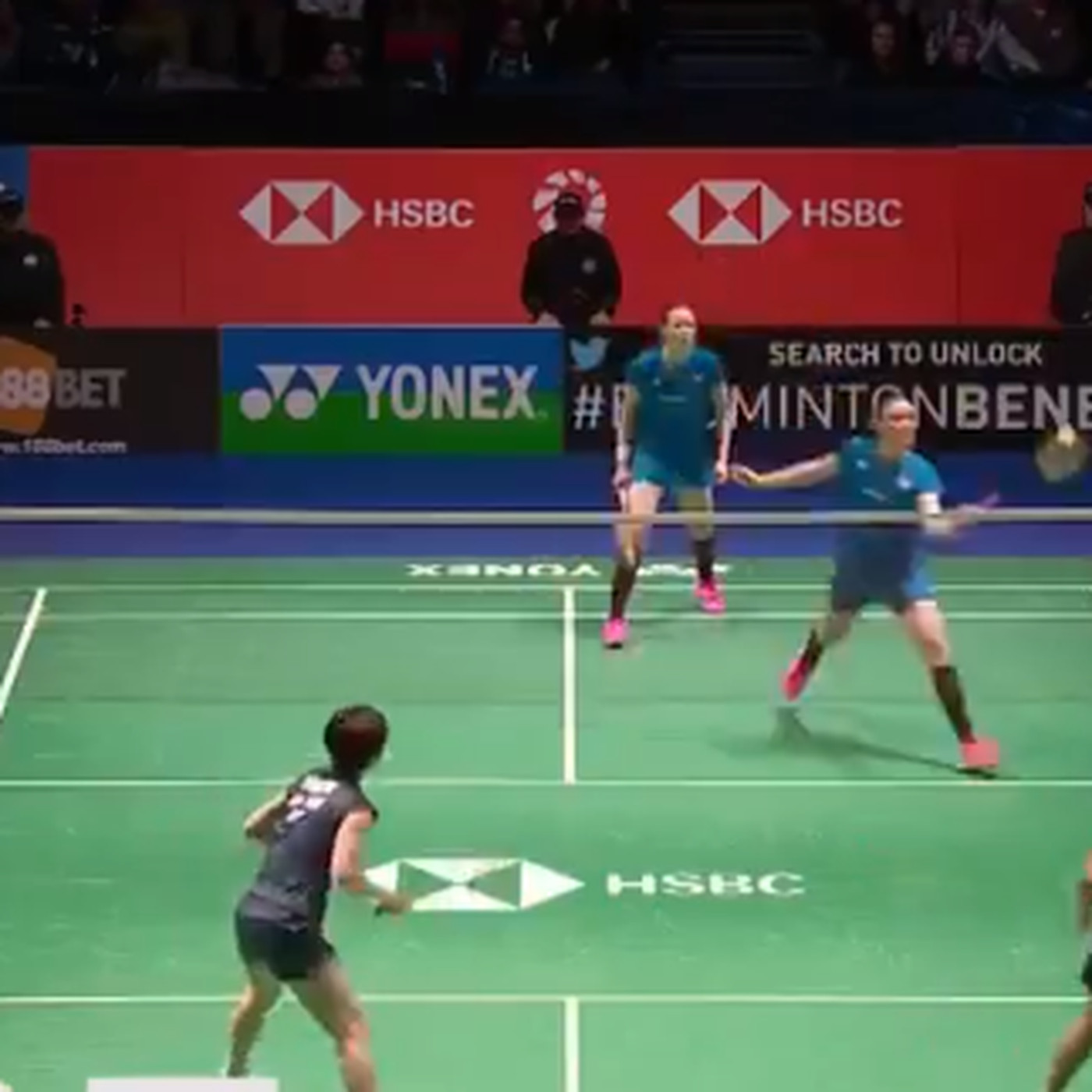 this 102 shot badminton rally is exhausting just to watch sbnation com