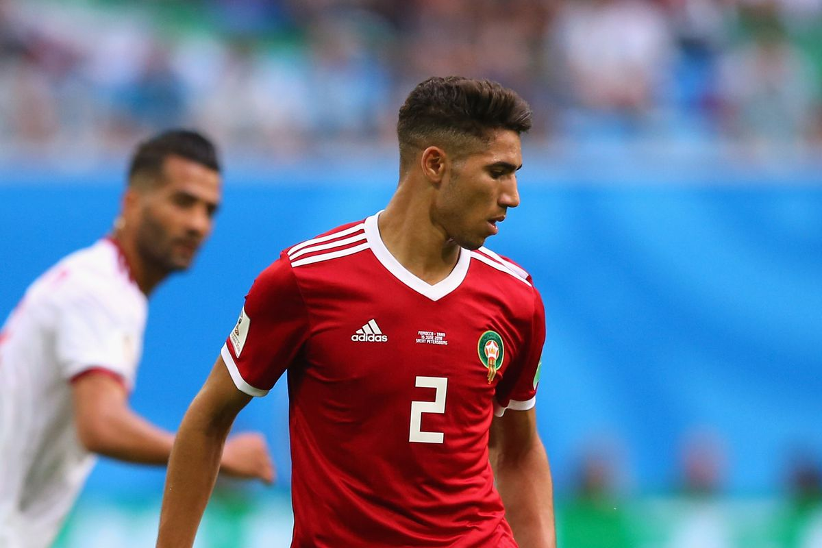 Morocco v Iran: Group B - 2018 FIFA World Cup Russia