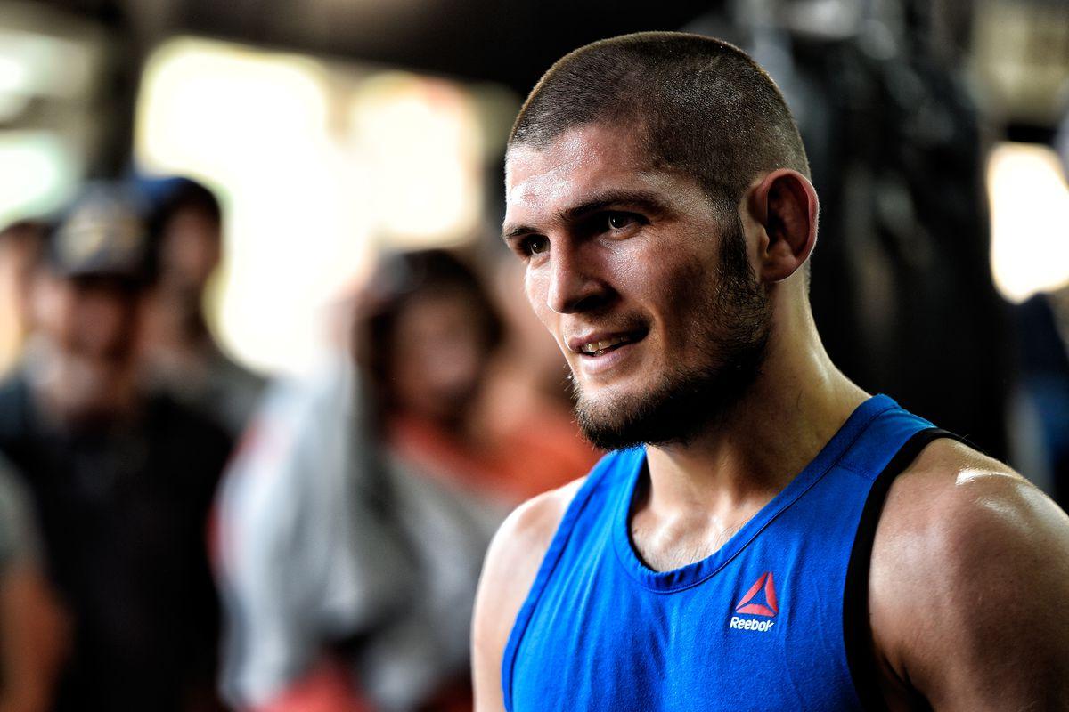 UFC Fight Night Open Workouts