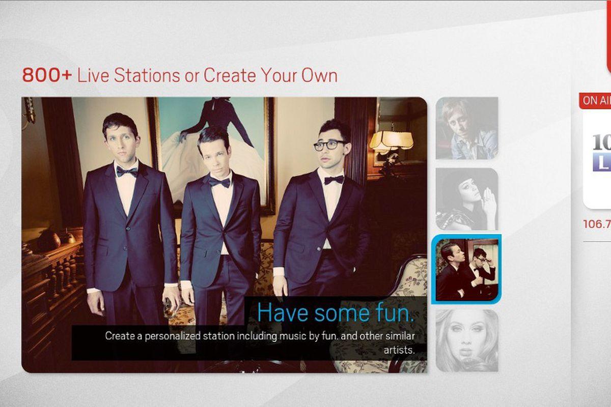 iHeartRadio Google TV 1020x518