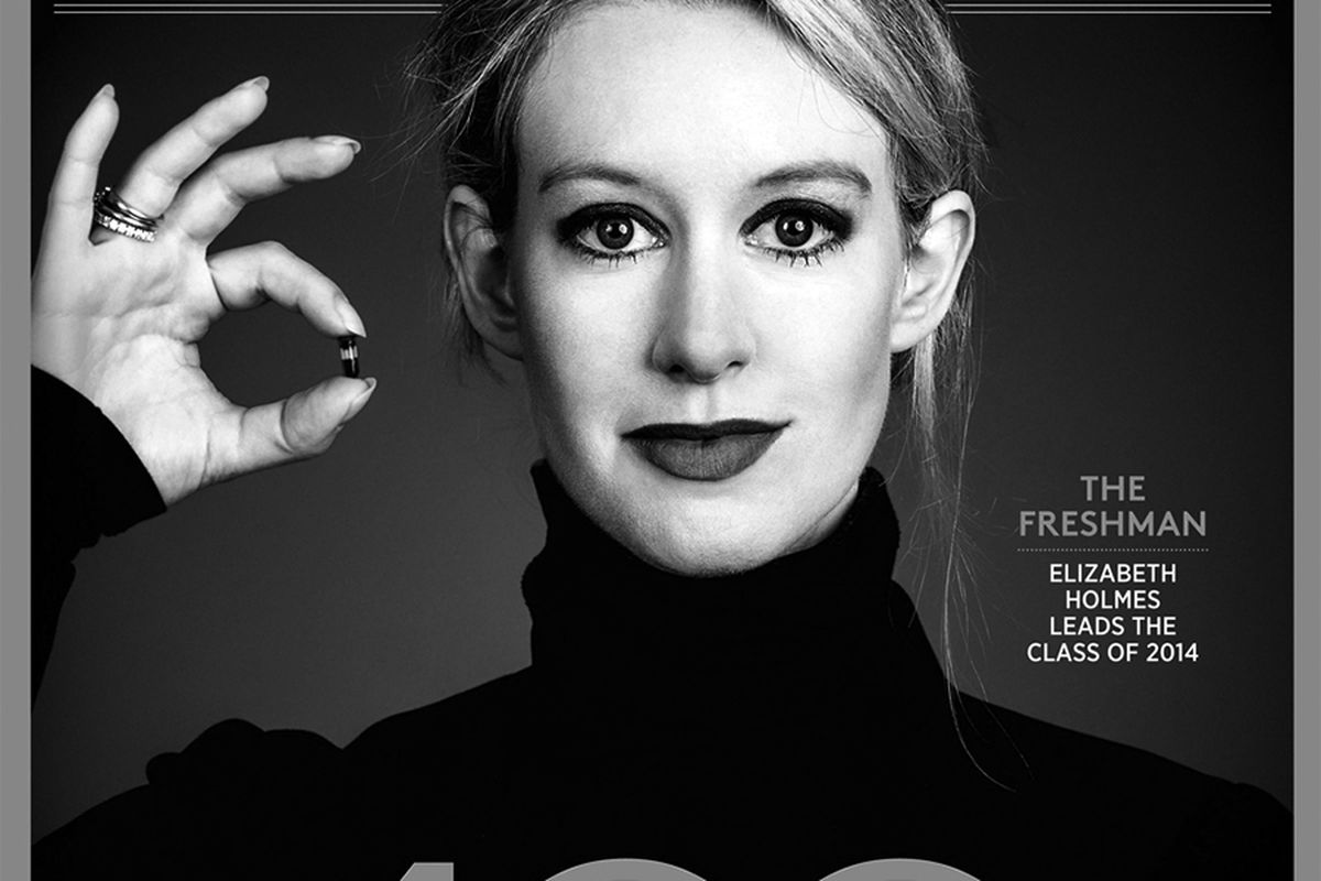 WSJ's John Carreyrou says Theranos is a 'cautionary tale' for the health-tech industry