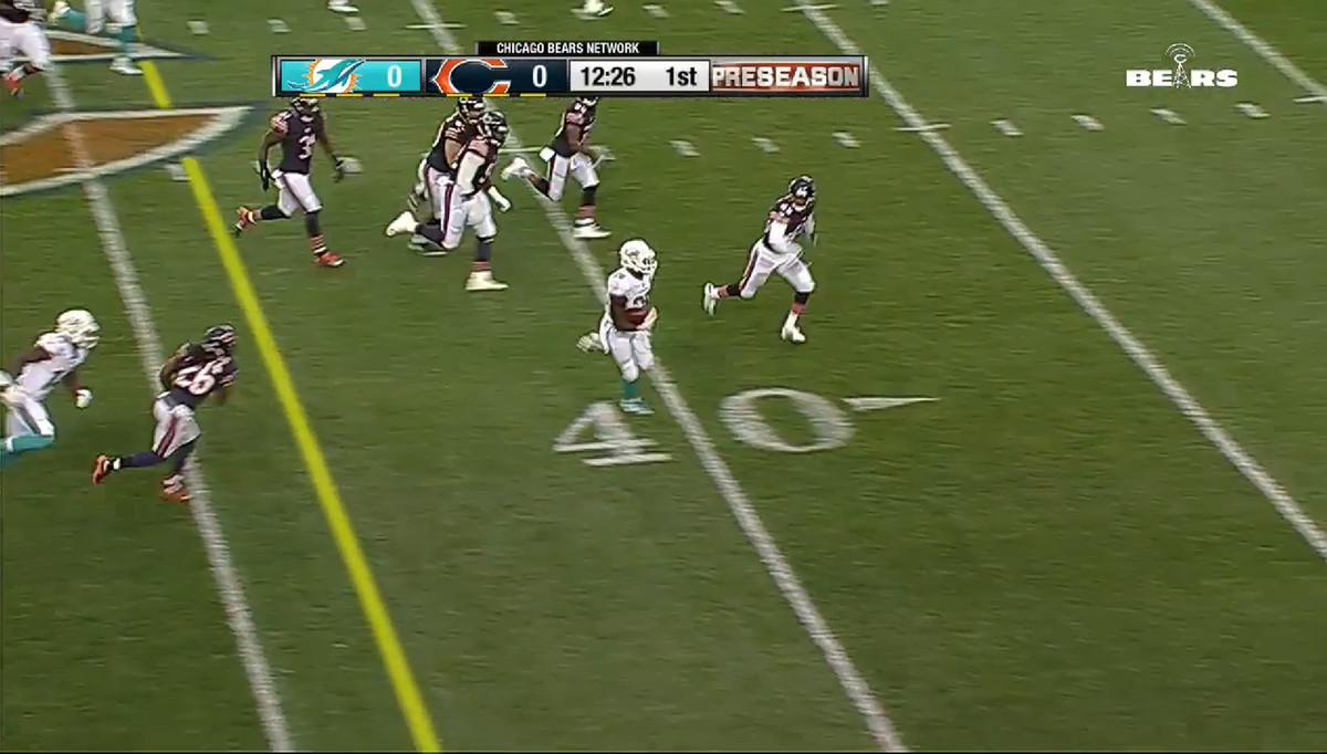 Miller 27 yard run 5