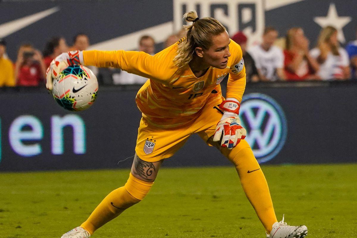 Soccer: USA Women's National Soccer Team Victory Tour-Korea at USA