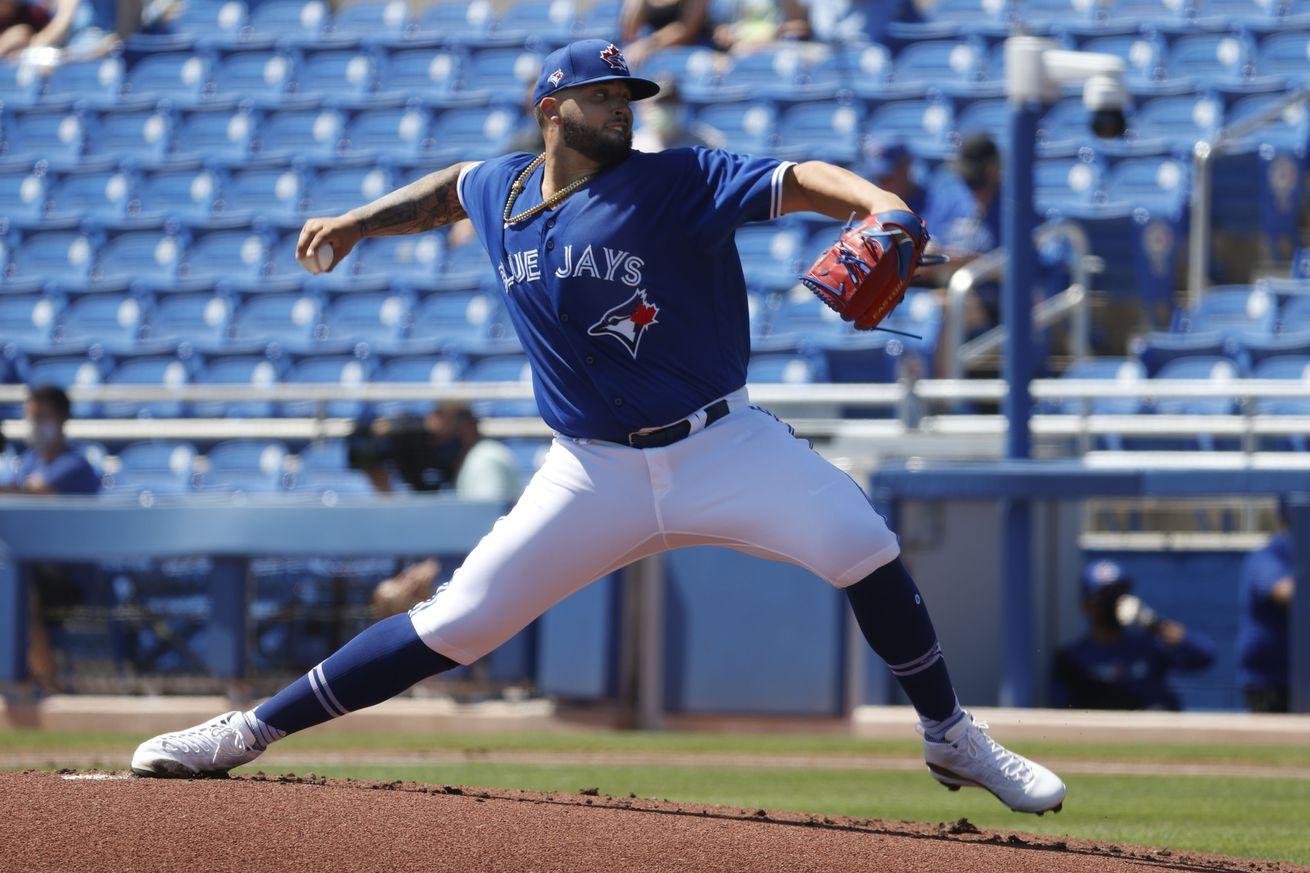 Alek Manoah MLB Debut Could Be Coming Soon