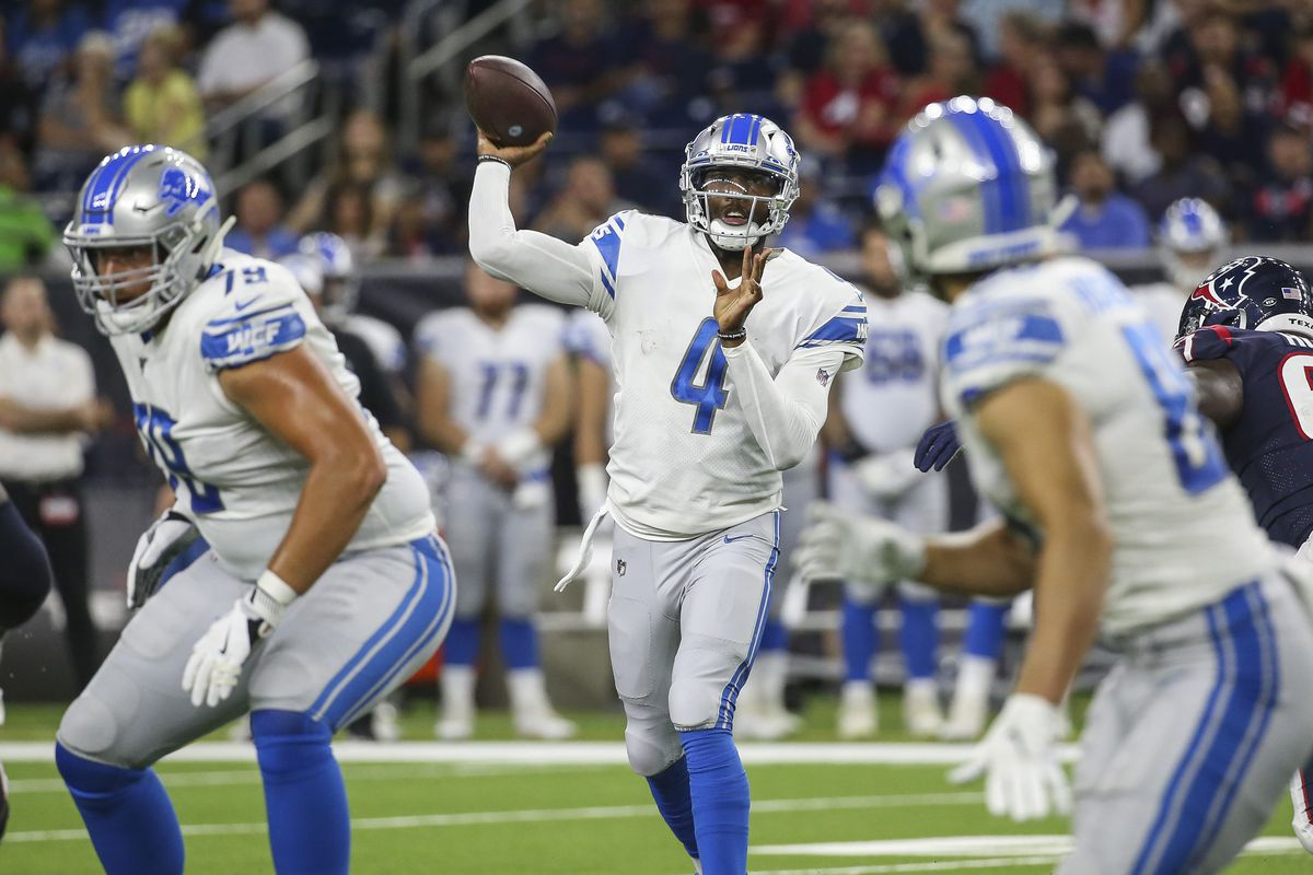 Panic watch: Grading anxiety levels for Detroit Lions' 4 biggest issues after Texans game