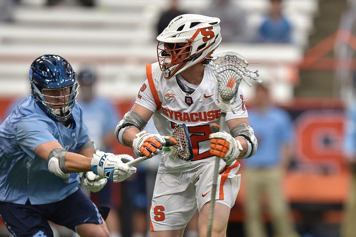syracuse men's lacrosse: orange release 2019 college lacrosse