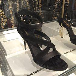 Black pumps, $268.50 (originally $895)
