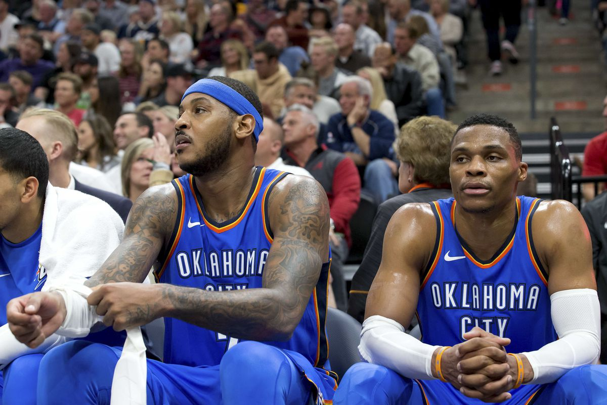 Oklahoma City stinks in crunch time. How worried should Thunder fans ... 2cbd4cdad