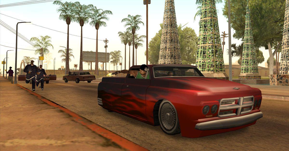 Trilogi Grand Theft Auto akan hadir di Switch, PS5, Xbox X Series pada tahun 2021
