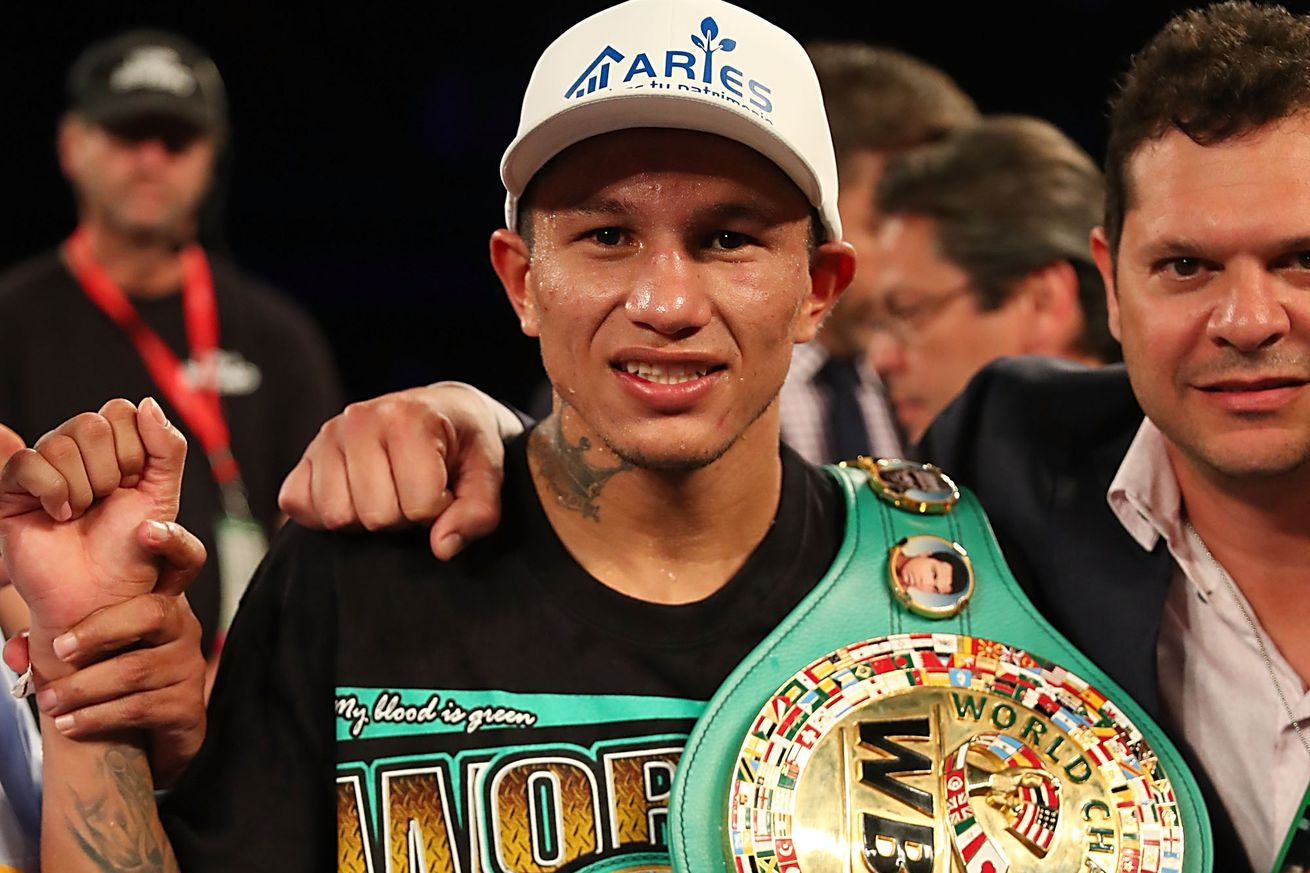 815225786.0 - Berchelt targets fight against Lomachenko