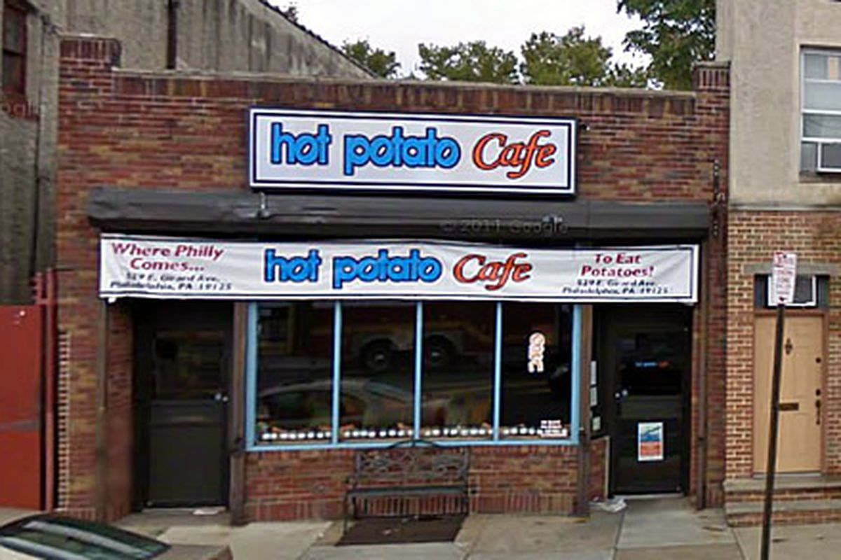 Lloyd is moving in to the old Hot Potato Cafe