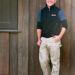 Assistant Winemaker Jesse Fox