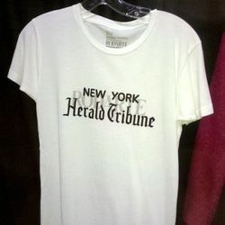 Sorry, ladies, the only Rodarte clothing available are the tees, $29