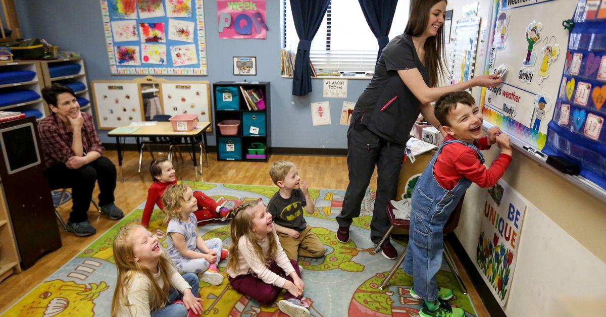 'We need a little oomph': Utah legislator seeks to revitalize child care availability