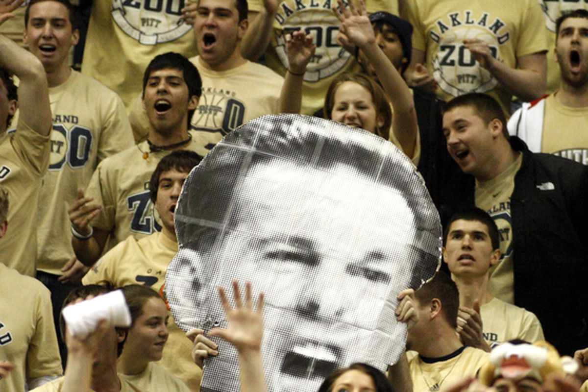 Pitt fans will want a big time non-conference opponent for the Pete this season (Photo by Justin K. Aller/Getty Images)