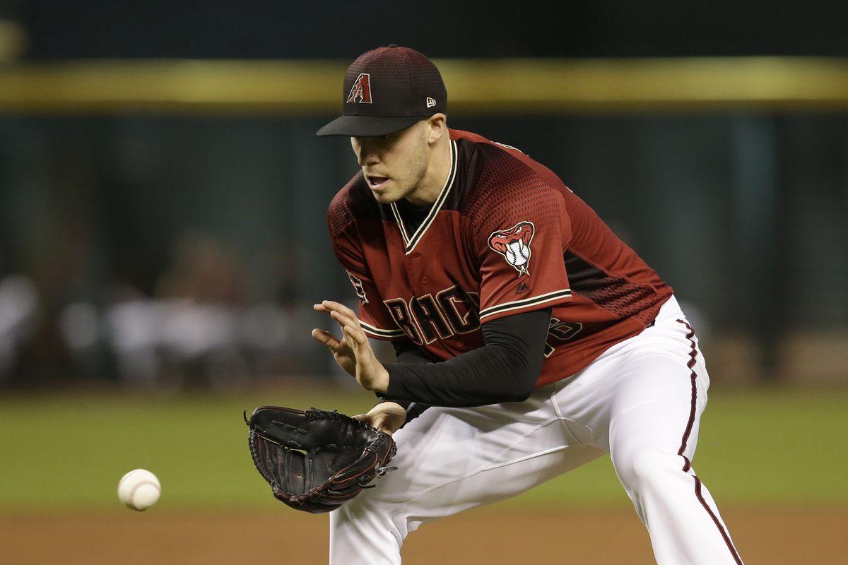 MLB: San Diego Padres at Arizona Diamondbacks
