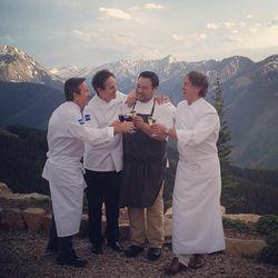 "[Photo: <a href=""http://instagram.com/p/amiTnXO3zn/"">chefjohnbesh / Instagram]"